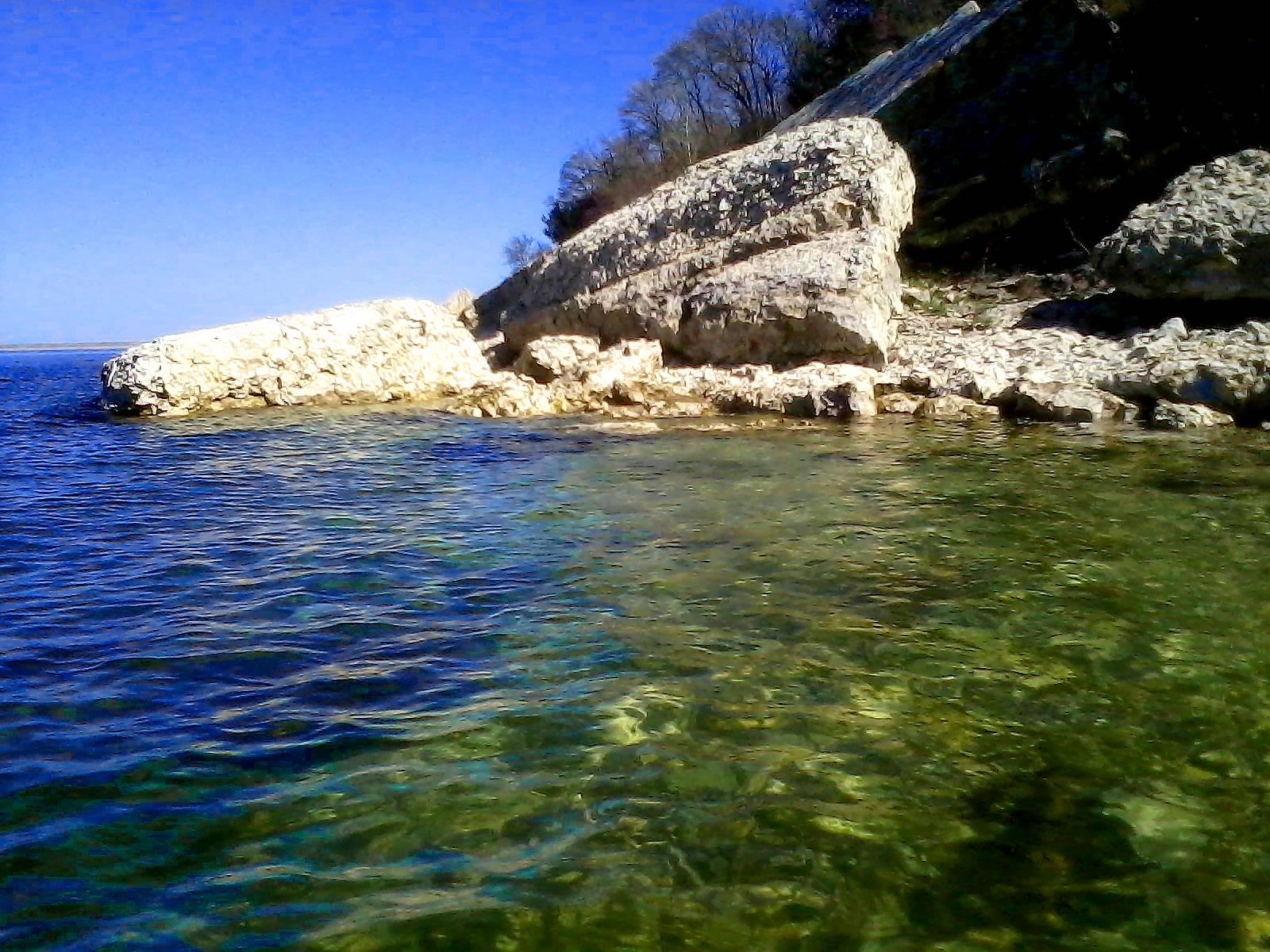 Cliffs of Lake Texoma