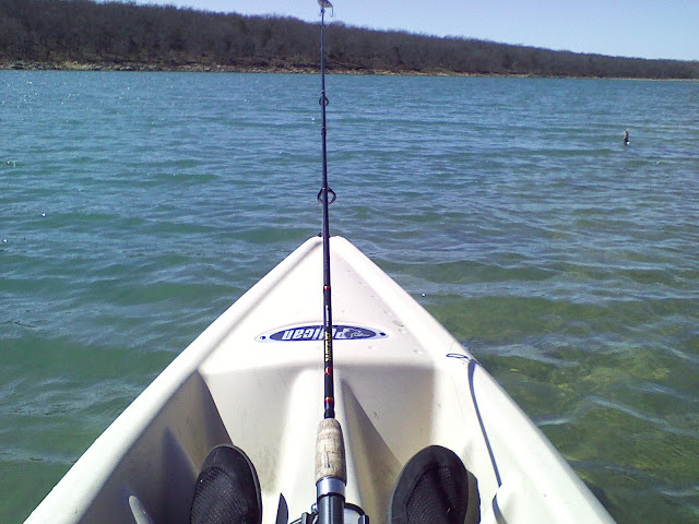 Kayak view